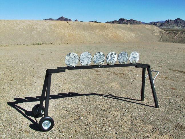 Pistol Plate Rack