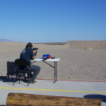 Shooting Down Range